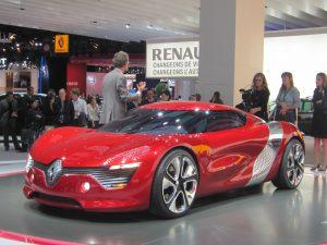 Renault EV スポーツコンセプト
