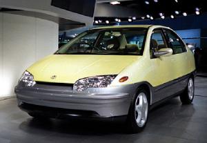 1995年東京モーターショー参考出品プリウス