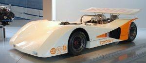 トヨタ7 プロトタイプ・レーシングカー